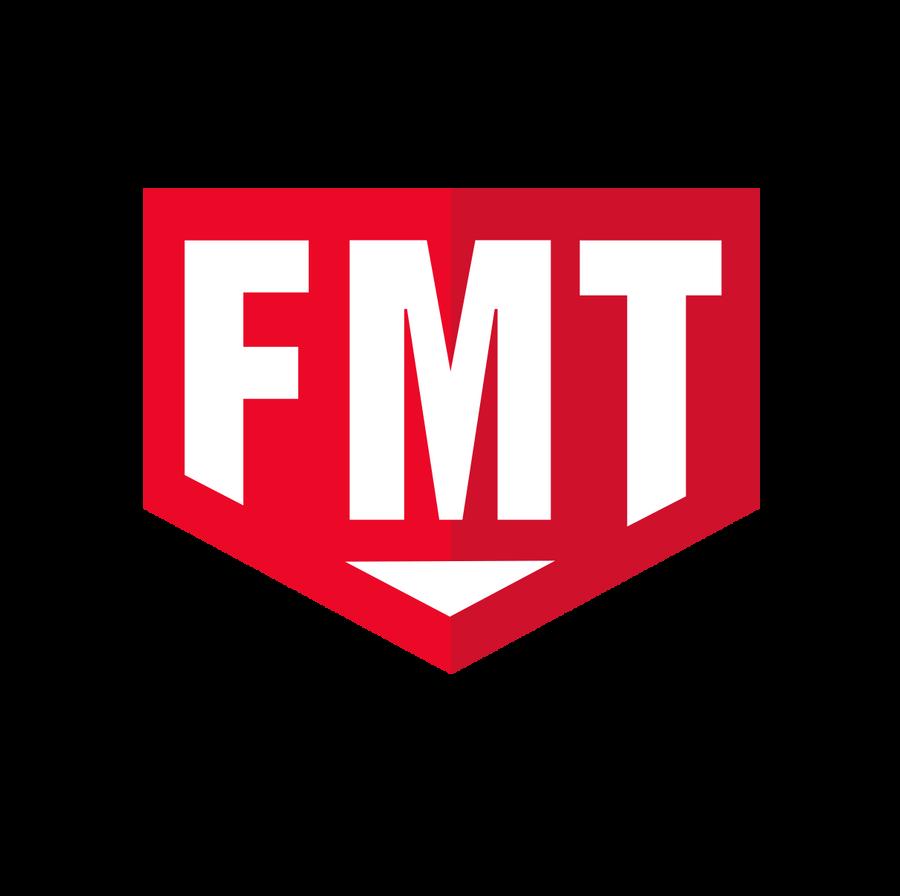 FMT - August 11 12, 2018 -Walnut Creek, CA - FMT Basic/FMT Performance
