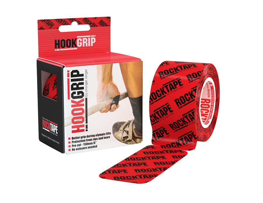 HookGrip Tape - Thumb Protection for Weightlifting *