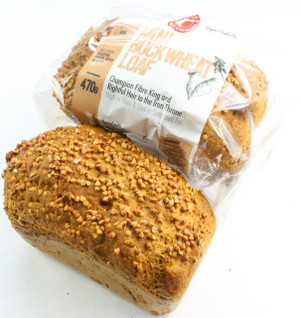 Mini Buckwheat Loaf