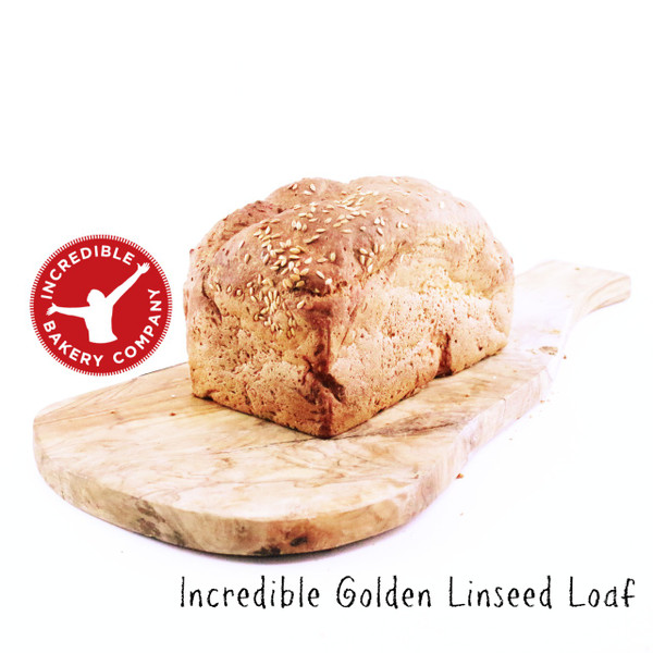 Mini Golden Linseed Loaf