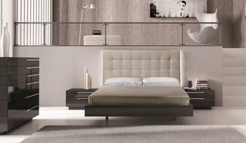 Beja Premium Platform Bedroom Set