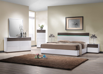 Sanremo Type B Platform Bed