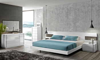 Amora Premium Platform Bedroom Set