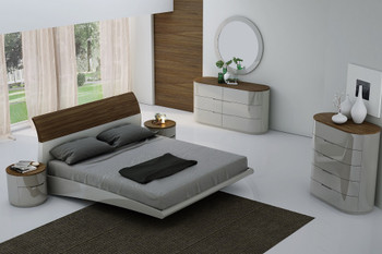 Amsterdam Platform Bedroom Set