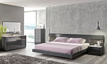 Braga Premium Platform Bedroom Set