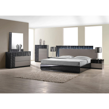 Roma Platform Bedroom Set