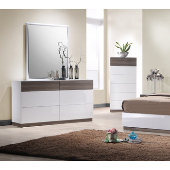 Sanremo Type A Platform Bedroom Set