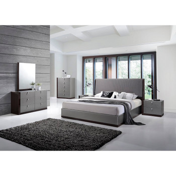Sorrento Platform Bedroom Set