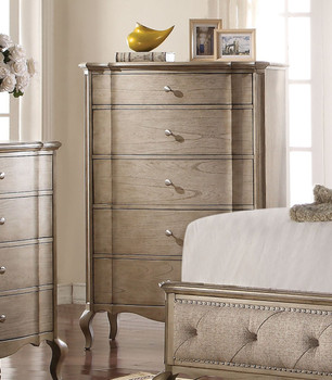Chelmsford Antique Taupe Chest