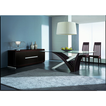 Mirage Wenge Dining Set