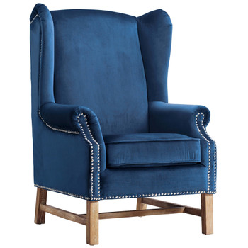 Nora Velvet Chair