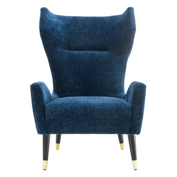 Logan Velvet Chair