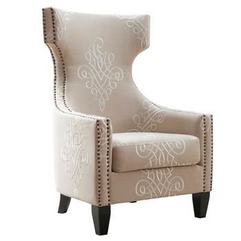 Gramercy Wing Chair
