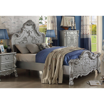 Dresden Silver Bed