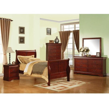 Louis Philippe III Bedroom Set