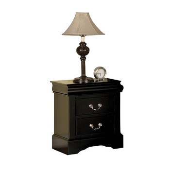 Louis Philippe III Nightstand