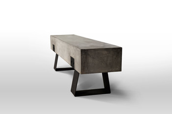 Modrest Haring Modern Concrete Bench