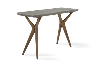 Modrest Dondi Concrete Console Table