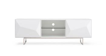 Modrest Vanguard Modern White TV Stand
