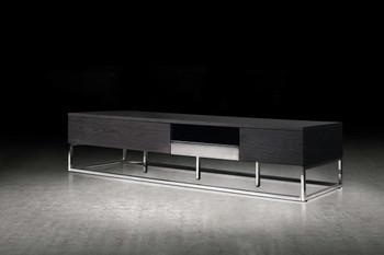 Modrest Vernon Modern Grey Elm TV Stand