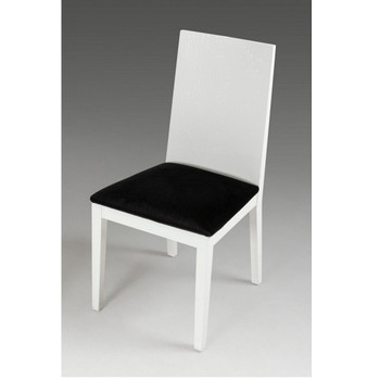 A&X Bridget White Dining Chair SET OF 2