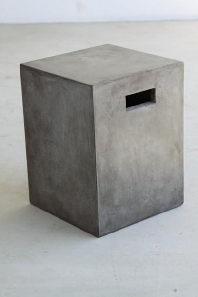 Modrest Yem Concrete Dining Stool