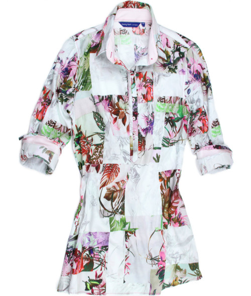 Sherry-B19006-703-Long-Sleeves Tunic