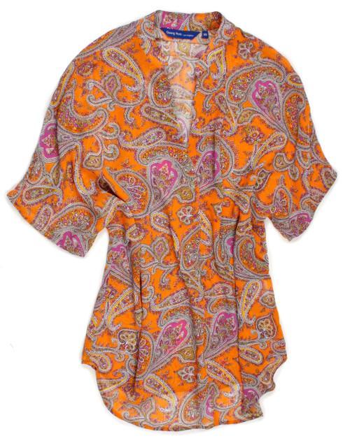 Makayla B80031-755-Pop over short sleeve