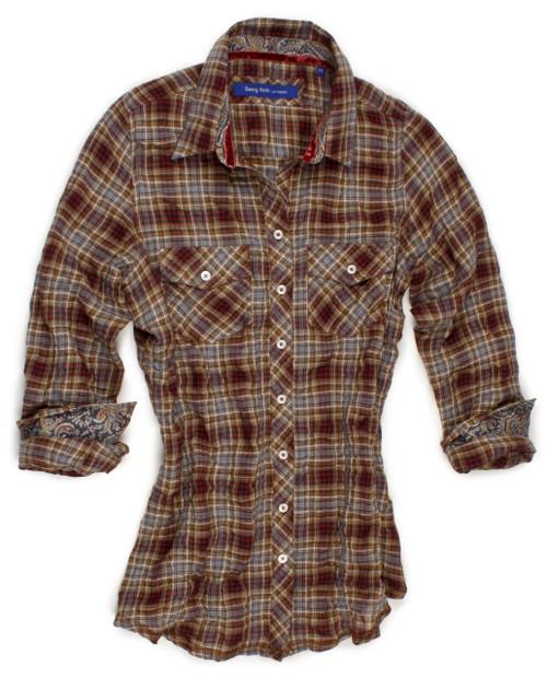 Juliette B50004-723 Long Sleeves Women Blouse
