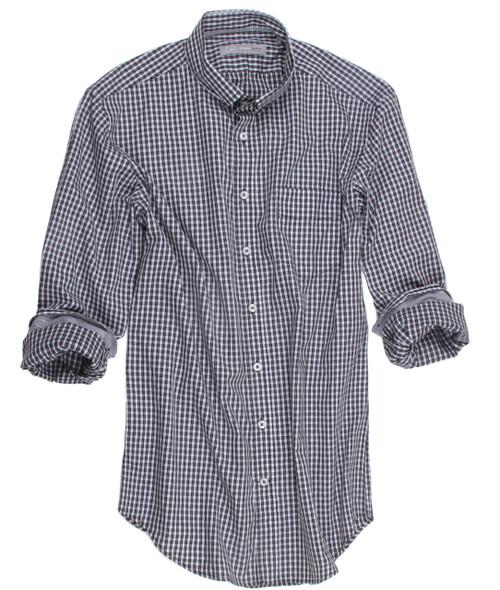 Park City-23011-034-Long-Sleeves-Cotton-Men's Shirt