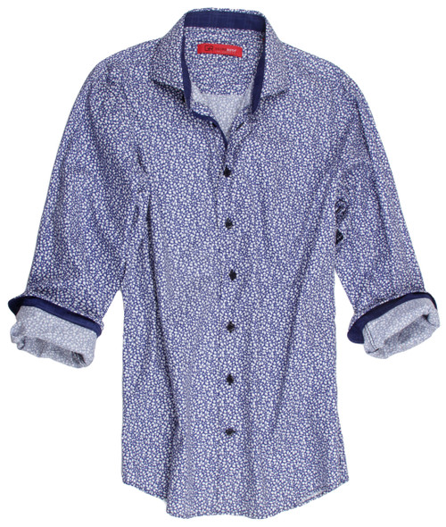 Westwood 33012- Liberty Of London Long Sleeves-Cotton-Men Shirt