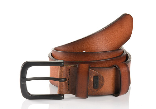 Dallas 06 313-0001-6008 Cognac Fashion Casual Belt