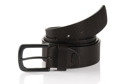 Oklahoma 06 313-0000-6000 Brown Sportswear Style Leather Belt