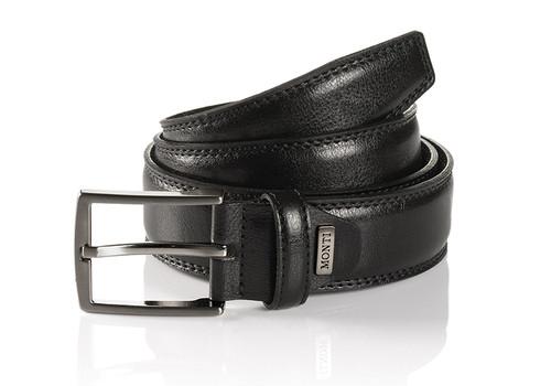 Wien 06 310-0007-9000 Black Classic Stitched Edges