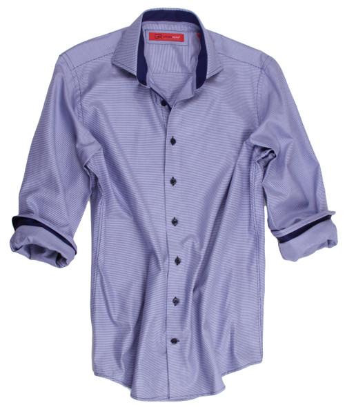 Lohr-33009-020-Long-Sleeves-Cotton-Men Shirt