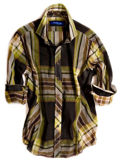 Saint Petersburg-8021-006-Long-Sleeves-Cotton-Mens-Shirt