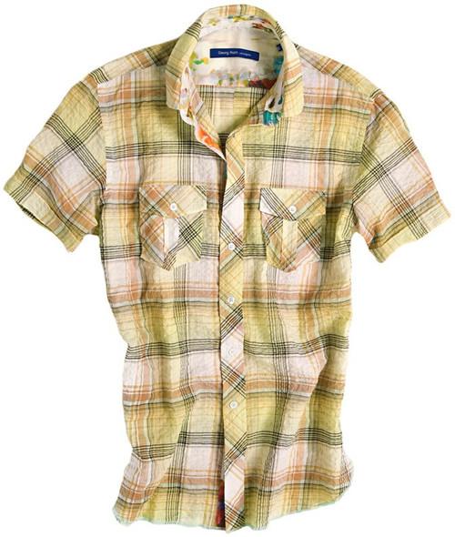 Port-au-Prince 5039-017 Short Sleeves Shirt