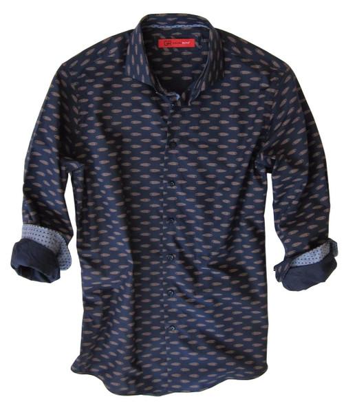 Catalina 33055-020 Long Sleeves *PIMA COTTON Men Shirt
