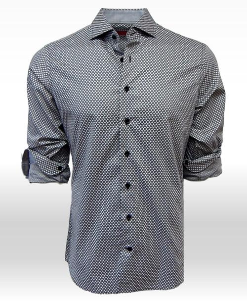 Westwood 33052-020 Long Sleeves *PIMA COTTON Men Shirt