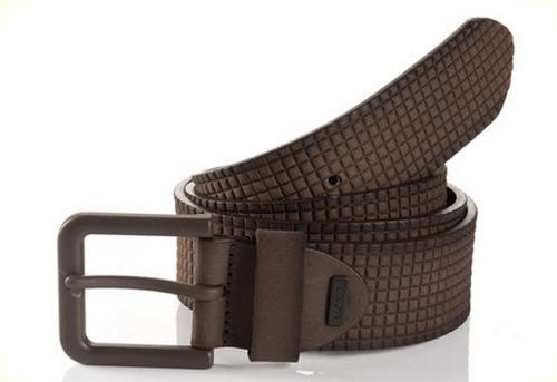 Oslo 06 313-0008-6000 Brown Sportswear Style Leather Belt
