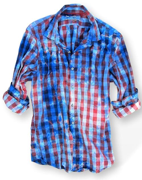 Venice Beach 24021W-020 Long Sleeves Cotton Shirt