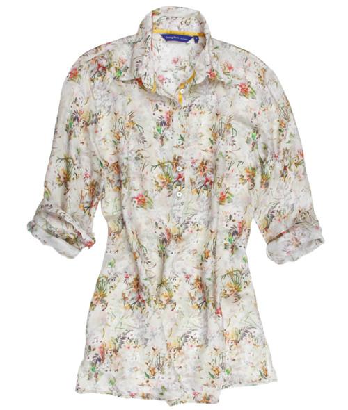Helena B24003-703 Long Sleeve Silk Tunic