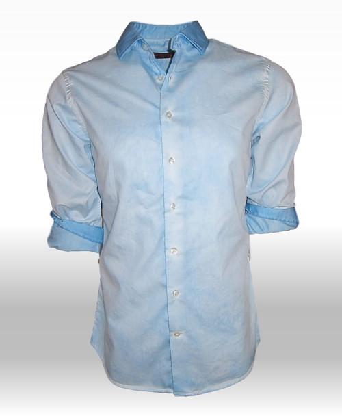 Pebble Beach 24016P Long Sleeves Garment Dyed