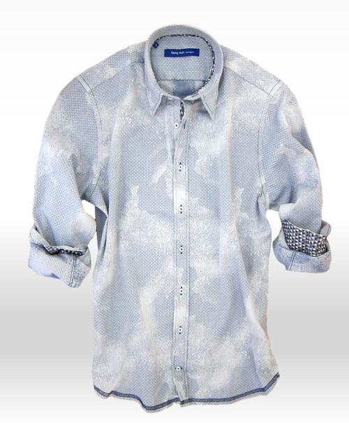 Napa 21031-023-Long-Sleeves-Cotton-Menshirt