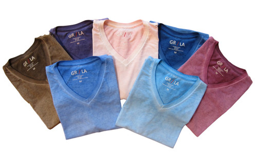 LUCKY 7 PACK, V NECK ONE FOR EVERYDAY OF THE WEEK (True Value)
