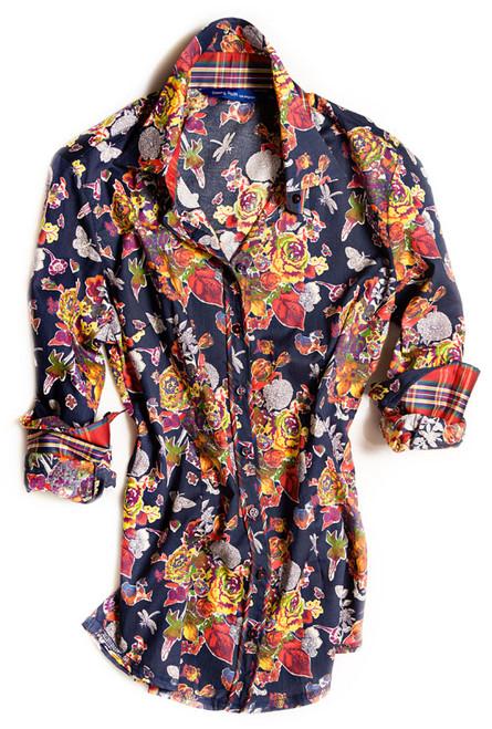 Samantha-B7007-700-Long- Sleeves Liberty Of London