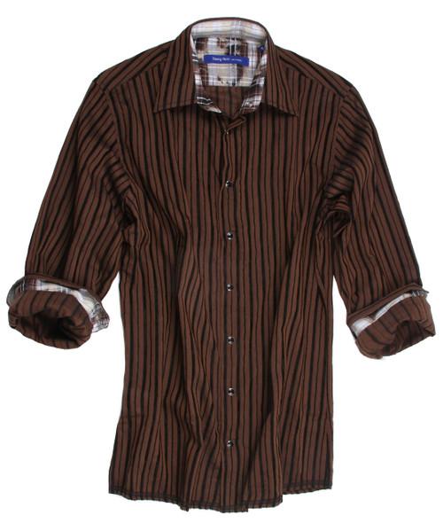 Georg Roth Men's 9024-008 Long Sleeves-Mens Shirt