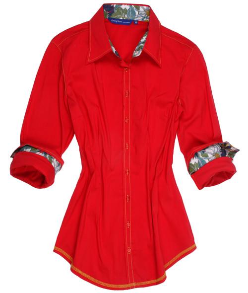 Ruby-B8097-700A-Long-Sleeves Stretch