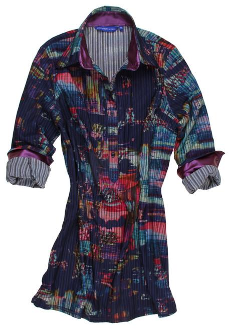 Elena B90006-703 Lon Sleeves Tunic