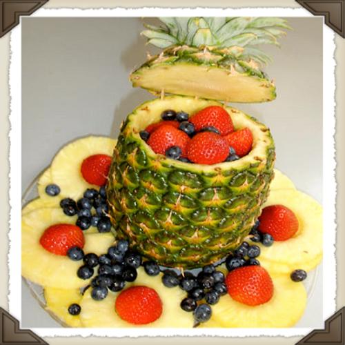 Pineapple Berry